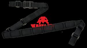 Тактический двухточечный ремень, мягкий погон Magpul® MS1® Padded Sling MAG545 (Black)