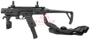 Конверсионная система FAB-Defense KPOS SCOUT для Glock 17/19 (Black)