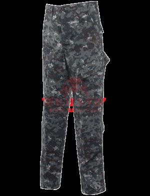 Брюки тактической формы TRU-SPEC TRU® Pants Digital Camo 65/35 PC Ripstop (MIDNIGHT DIGITAL)