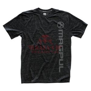 Футболка Magpul™ Megablend Vert Logo T-Shirt MAG665 (Charcoal)