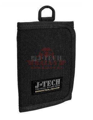 Портмоне J-Tech® Farer-14 Identification Wallet (Black)