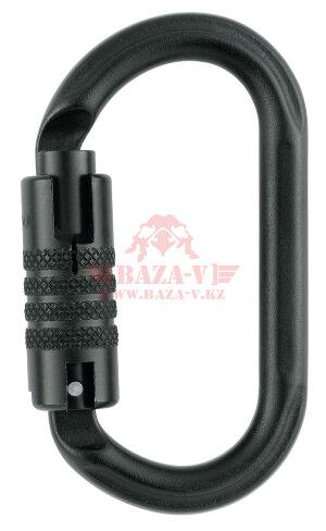Карабин стальной PETZL® Oxan Triact-Lock с автоматической муфтой