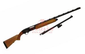 Гладкоствольное помповое ружье Молот Бекас-Авто ВПО-201-05 12х76, 2 ствола 535мм (+рукоятка) и 750мм (МЛ60511)