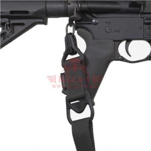 Адаптер-переходник для оружейного ремня с двухточечного на одноточечный режим Magpul® MS1® MS3® Adapter MAG516 (Black)