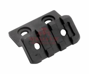 Наклонное крепление для оптики Magpul® M-LOK® Offset Light/Optic Mount, Aluminum MAG604 (Black)