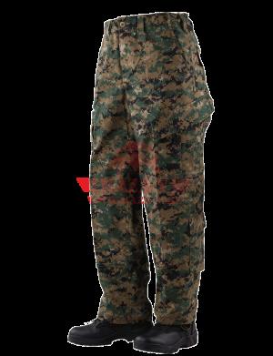 Брюки тактической формы TRU-SPEC TRU® Pants Digital Camo 65/35 PC Ripstop (WOODLAND DIGITAL)