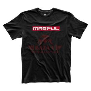 Футболка Magpul™ Superweight Bold Logo T-Shirt MAG887 (Black)