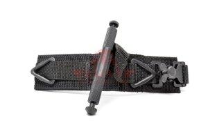 Тактический жгут-турникет широкий SOF Tactical Tourniquet Wide Tactical Medical® Solutions (37мм) (Black)
