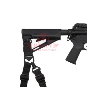 Адаптер-переходник для оружейного ремня с двухточечного на одноточечный режим Magpul® MS1® MS3® QD Adapter MAG517 (Black)