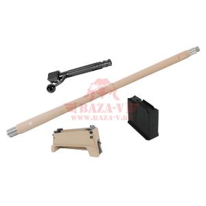 Конверсионный комплект калибра .300 для винтовки Accuracy International AXMC (Brown)