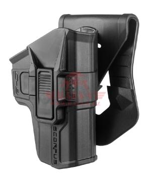 Кобура для Glock-17, -19, левша FAB-Defense SCORPUS MX G-9SR Level 2
