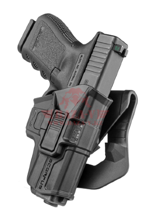 Кобура для Glock 9mm, левша Fab-Defense SCORPUS MX G-9SR Level 2 Retention