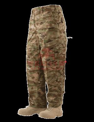 Брюки тактические TRU-SPEC TRU® Pant CAMO 50/50 Cordura® NyCo Ripstop Big Size (All Terrain Tiger Stripe)