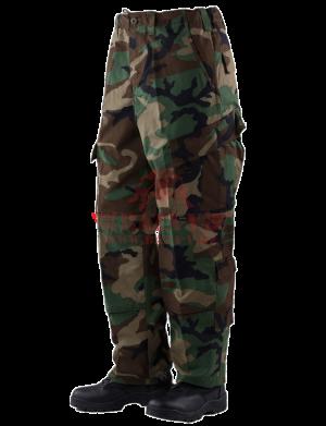 Брюки тактические TRU-SPEC TRU® Pant CAMO 50/50 Cordura® NyCo Ripstop Big Size (Woodland)