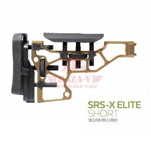 Приклад MDT Skeleton Rifle Stock XTN Interface SRS-X Elite Short (FDE)