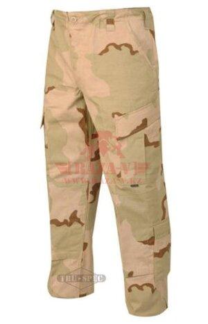 Брюки тактические TRU-SPEC TRU® Pant CAMO 50/50 Cordura® NyCo Ripstop Big Size (Desert-3-Color)