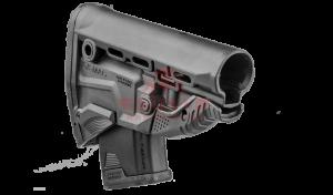 """Приклад для AK47/АК74/Сайга """"Survival"""" FAB-Defense GK-MAG со встроенным отсеком магазина"""