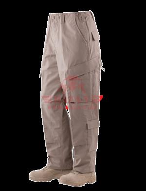 Брюки тактической формы TRU-SPEC TRU® Pants Однотонные 65/35 PC Ripstop (Khaki)