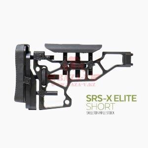 Приклад MDT Skeleton Rifle Stock XTN Interface SRS-X Elite Short (BLK)