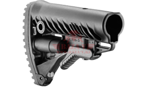 Приклад FAB-Defense GLR-16 для AR15/M16 (Black)