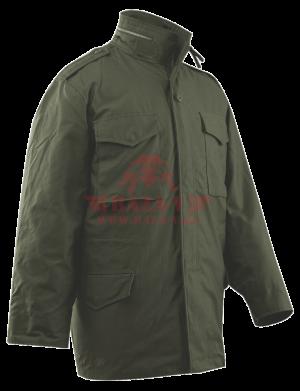 Полевая куртка TRU-SPEC M-65 Big Size (Woodland)