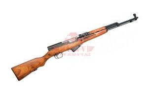Гладкоствольное ружье Молот СКС-366 Ланкастер .366 ТКМ, 520мм (орех) (APM366CKC)