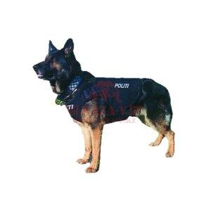 Бронежилет для собак C.P.E.® DogPro (Класс защиты NIJ II) (Black)