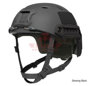 Шлем поликарбонатный OPS-CORE FAST BUMP High Cut Helmet (Black)