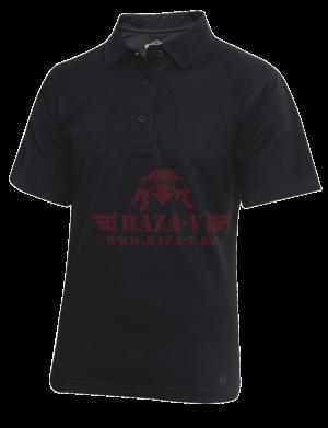 Мужское Поло с коротким рукавом TRU-SPEC Men's 24-7 SERIES® Original Polo (Black)