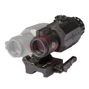 Увеличитель для прицелов Sightmark SM19062 XT-3 Magnifier with LQD Flip to Side Mount