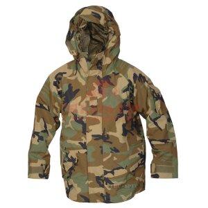 Мембранная куртка TRU-SPEC H2O Proof ECWCS Gen-1 (Woodland)