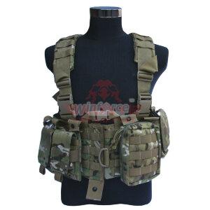 Разгрузочный жилет с подсумками Winforce™ MOLLE DELTA Tactical Vest (MultiCam)