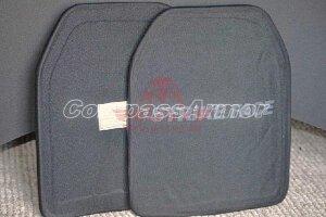 Керамическая бронеплита Compass™ (Класс защиты NIJ IV)