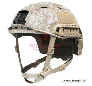 Шлем поликарбонатный OPS-CORE FAST BUMP High Cut Helmet (DESERT DIGITAL)