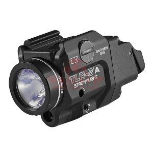 Подствольный пистолетный фонарь с красным лазером TLR-8A StreamLight®, светодиод 500 люмен