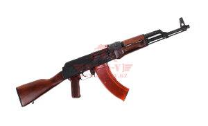 Гладкоствольное ружье Молот АК-366 Ланкастер .366ТКМ, 415мм с боковой планкой (APM366AKЛП)
