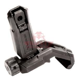 Апертурный складной прицел, задний Magpul® MBUS Pro Offset Sight - Rear MAG526