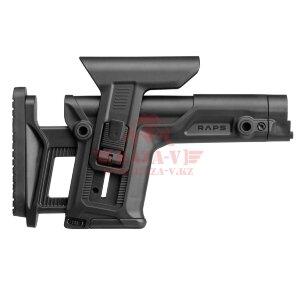 Снайперский приклад FAB-Defense RAPS (Black)