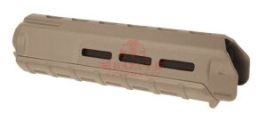 Цевье Magpul® MOE® M-LOK® Hand Guard, Mid-Length для AR15/M4 MAG426 (Flat Dark Earth)