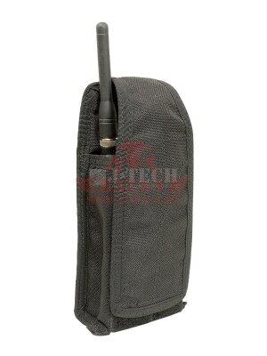 Универсальный подсумок для портативной рации J-Tech® Striker Radio Pouch (Black)