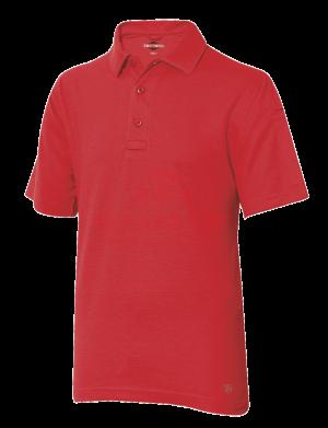 Мужское Поло с коротким рукавом TRU-SPEC Men's 24-7 SERIES® Original Polo (Range Red)