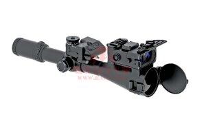 Баллистический модуль IWT Vampire ST T на оптический прицел + дальномер на трубу