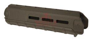 Цевье Magpul® MOE® M-LOK® Hand Guard, Mid-Length для AR15/M4 MAG426 (Olive drab)