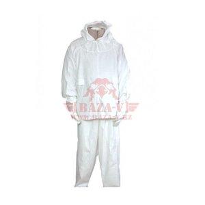 Маскхалат зимний, военного образца СССР, белый
