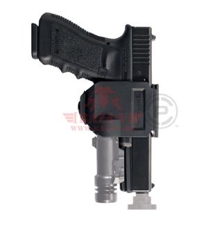 Кобура для Glock 17/19 Crye Precision Gunclip, правосторонняя установка (Black)