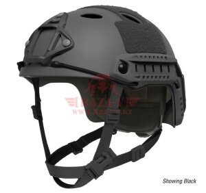 Шлем OPS-CORE FAST CARBON High Cut Helmet (Black)