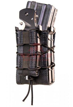 Подсумок под 3 магазина, универсальный HSGI X2PR TACO (112R00 Black)