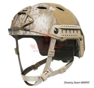Шлем OPS-CORE FAST CARBON High Cut Helmet (DESERT DIGITAL)