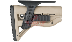 Подщечник FAB-Defense GSPCP для прикладов серии GL-SHOCK с креплениями Пикатинни