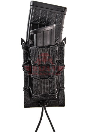 Подсумок под 2 магазина HSGI Double Decker TACO (11D00) (Black)